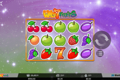 Wild 7 Fruits Slot