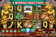 4 Winning Directions Slot